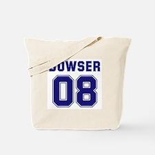 Bowser 08 Tote Bag