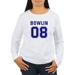 Bowlin 08 Women's Long Sleeve T-Shirt