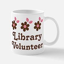 Library Volunteer Mug