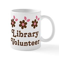 Library Volunteer Small Mug