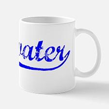 Vintage Stillwater (Blue) Mug