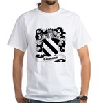 Seemann Family Crest White T-Shirt