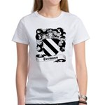 Seemann Family Crest Women's T-Shirt