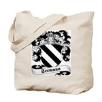 Seemann Family Crest Tote Bag