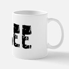 Hailee Faded (Black) Mug