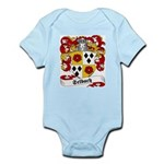 Selbach Family Crest Infant Creeper