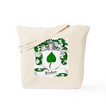 Sieber Family Crest Tote Bag