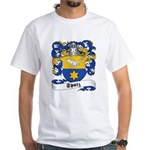 Spatz Family Crest White T-Shirt