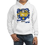 Spatz Family Crest Hooded Sweatshirt