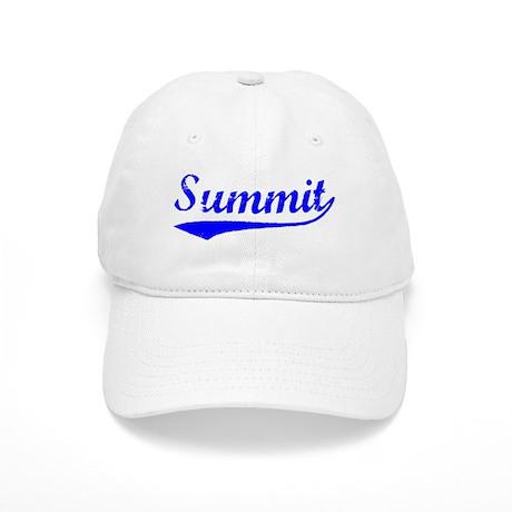 Vintage Summit (Blue) Cap