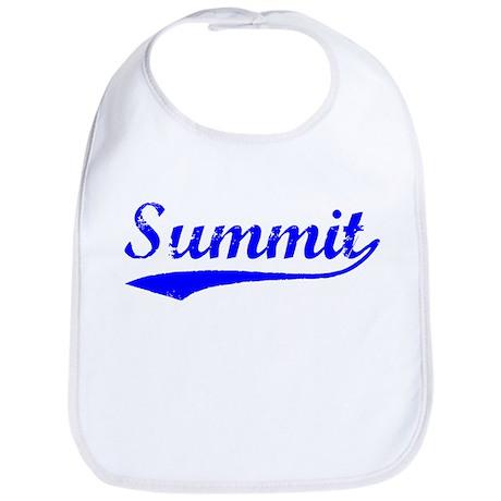 Vintage Summit (Blue) Bib