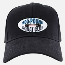 SQUAT 300 CLUB! Baseball Hat