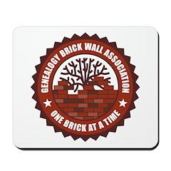 Brick Wall I Mousepad