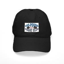 SQUAT 400 CLUB! Baseball Hat