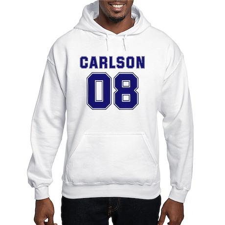 Carlson 08 Hooded Sweatshirt