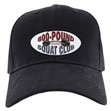 SQUAT 800 CLUB! Baseball Cap