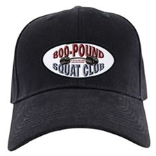 SQUAT 800 CLUB! Baseball Hat