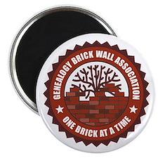 Brick Wall I Magnet