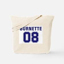 Burnette 08 Tote Bag