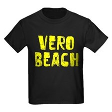 Vero Beach Faded (Gold) T