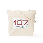 Smooth Magic 107 Tote Bag