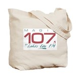 Smooth Magic 107 Tote Bag