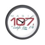 Smooth Magic 107 Wall Clock
