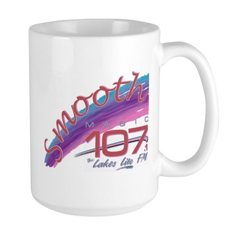 Smooth Magic 107 Large Mug