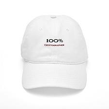 100 Percent Cryptographer Baseball Cap