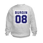 Burgin 08 Kids Sweatshirt