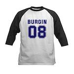 Burgin 08 Kids Baseball Jersey