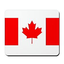 Canadian Flag Mousepad