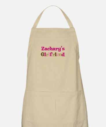 Zachary's Girlfriend BBQ Apron