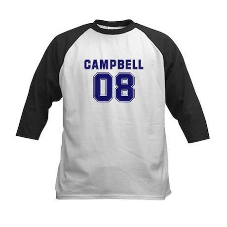 Campbell 08 Kids Baseball Jersey