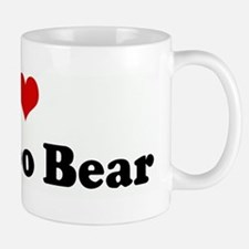 I Love Boo Boo Bear Mug