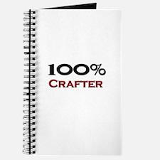 100 Percent Crafter Journal