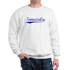 Vintage Temecula (Blue) Sweatshirt