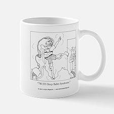 Ballet Syndrome Small Small Mug