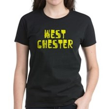 West Chester Faded (Gold) Tee