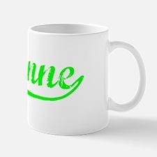 Vintage Shyanne (Green) Mug