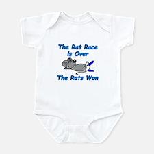 Rat Race Infant Bodysuit