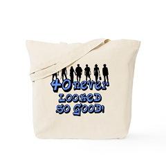 Good Looking 40, 40th Tote Bag