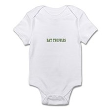 Eat Truffles Infant Bodysuit