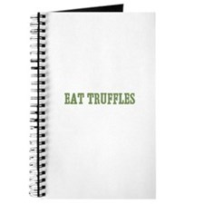 Eat Truffles Journal