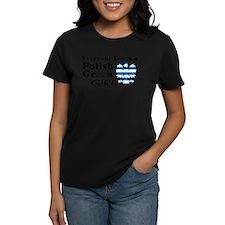 Polish Greek Girl Tee