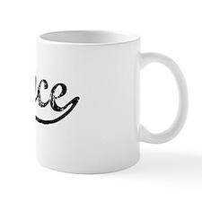 Vintage Terence (Black) Small Mugs