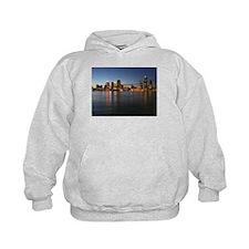 Detroit Skyline Hoodie