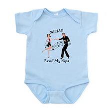 Read My Hips Infant Bodysuit