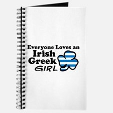 Irish Greek Girl Journal