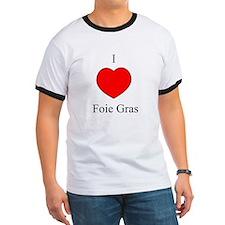 Unique I love foie gras T